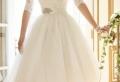 Los vestidos de novia cortos más elegantes