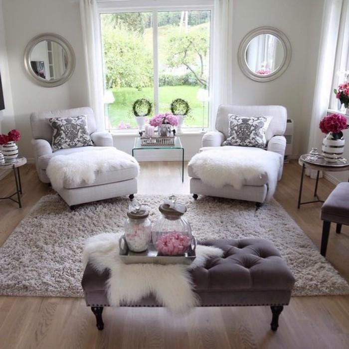 como-decorar-un-salon-agradable-con-sillones
