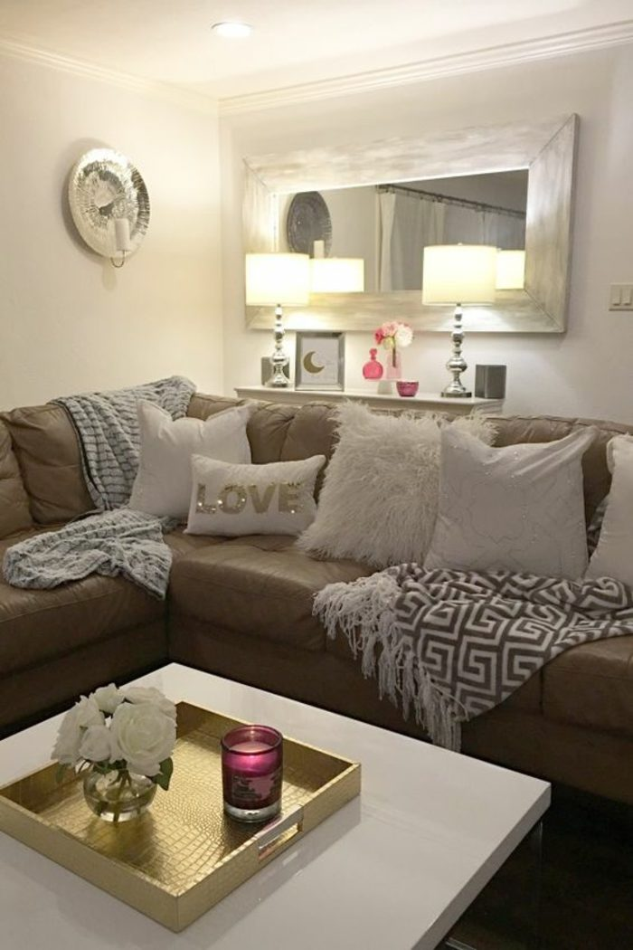 Apartment Decorating Ideas With Low Budget: 1001+ Ideas De Cómo Decorar Un Salón En 5 Pasos
