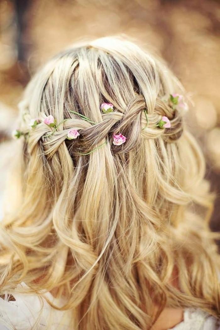 como-hacer-trenzas-peinado-de-boda-con-flores-en-el-pelo