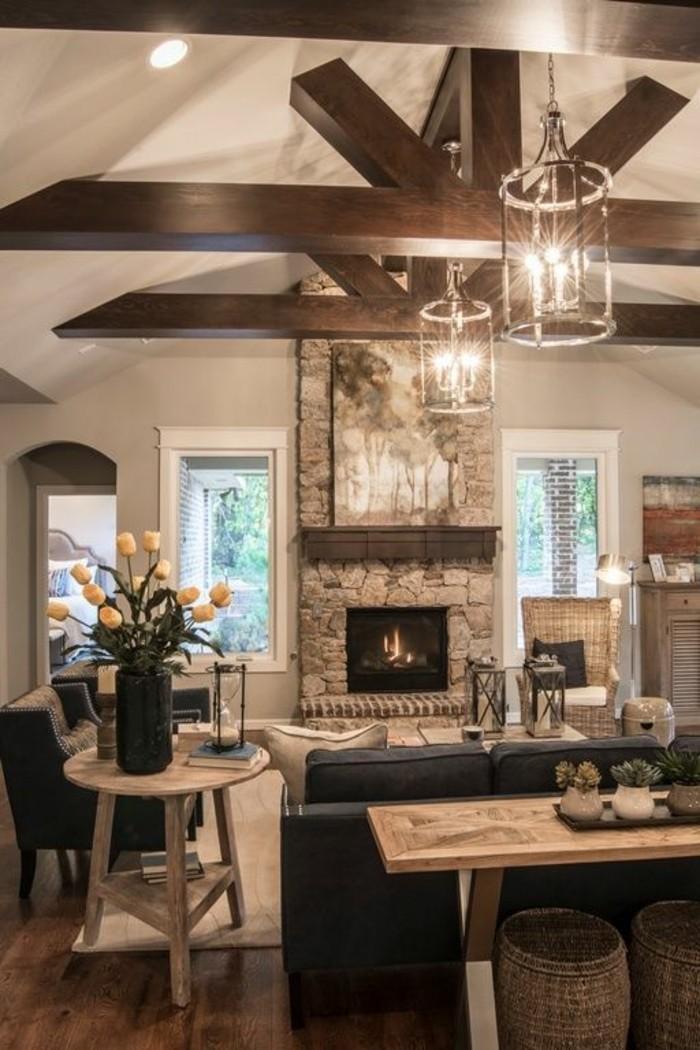 decoracion-de-salones-tonos-claros-muebles-cómodos