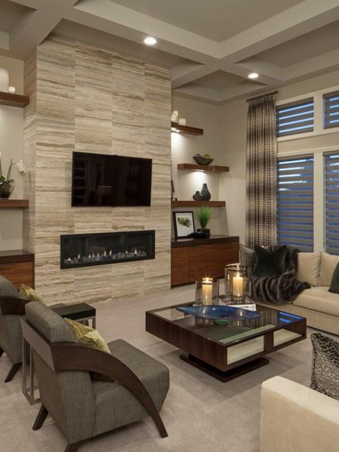 decorar-salon-tonos-naturales-madera-sillones-cómodos