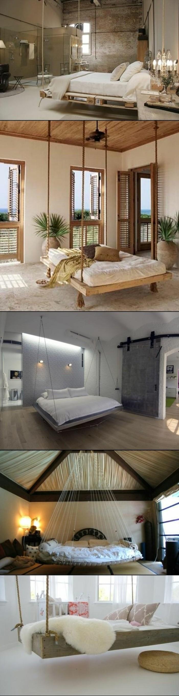 muebles-con-palets-camas-de-oscilación-en-casa