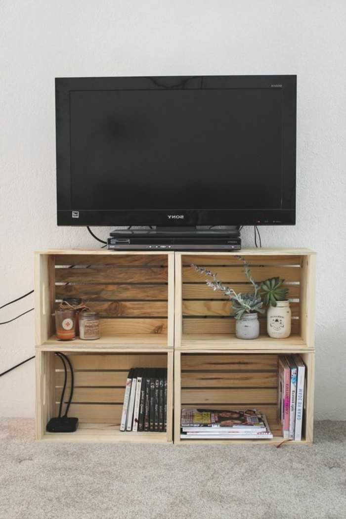 muebles-con-palets-estar-de-pie-para-tv