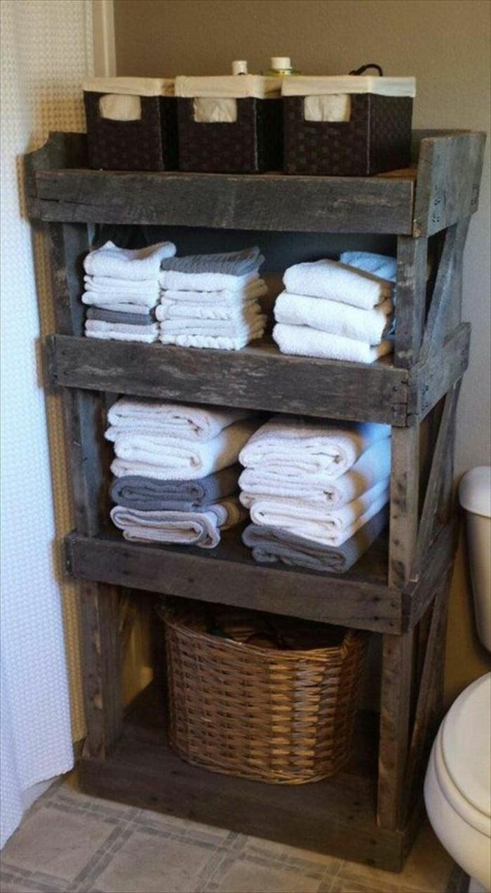 muebles-con-palets-gabinete-para-baño-toallas