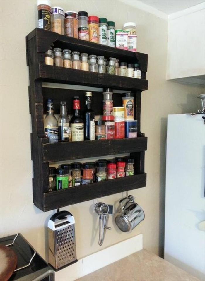 Muebles de cocina con palets finest diy mud outdoor for Cocinas hechas con palets
