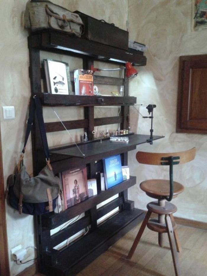 muebles-palets-decoración-de-pared-proyectos