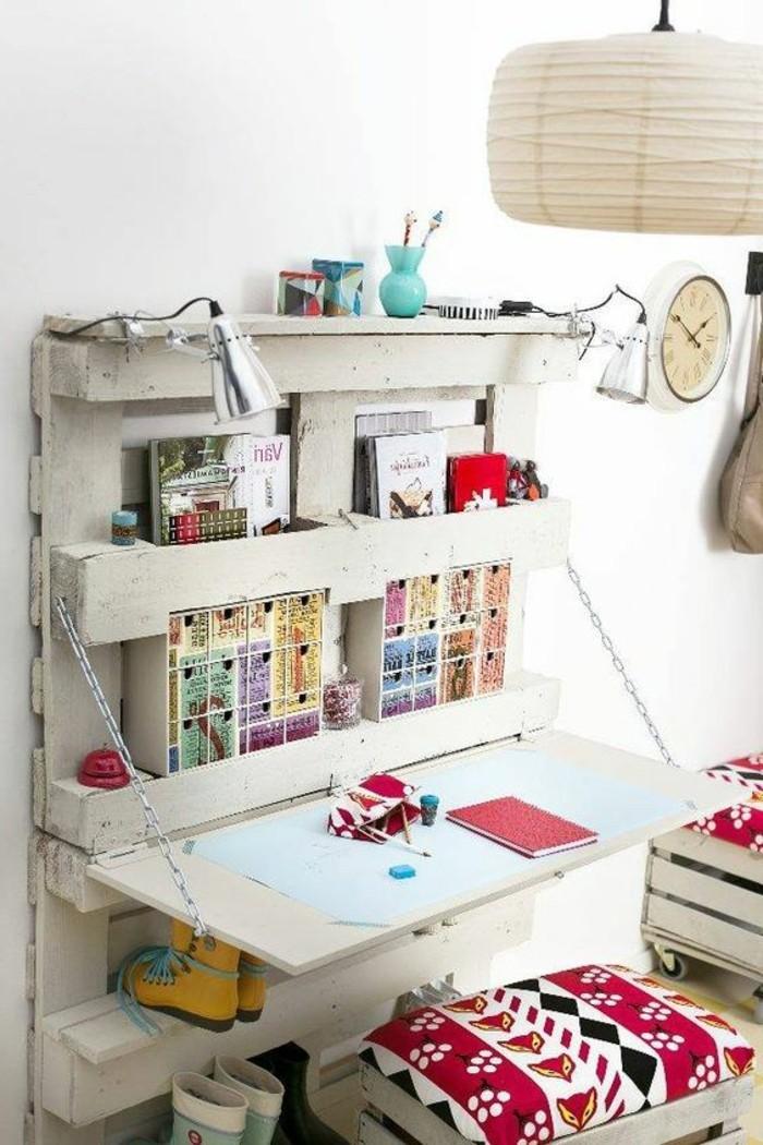 muebles-palets-habitación-juvenil-en-blanco