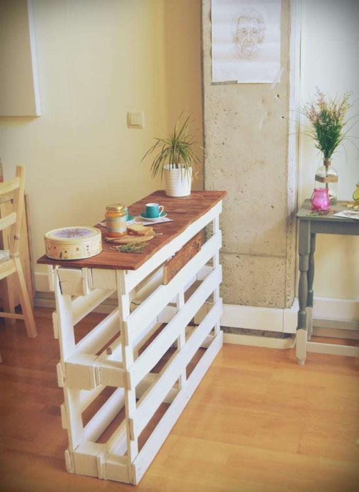1001 ideas para hacer muebles con palets f ciles for Muebles de cocina reciclados