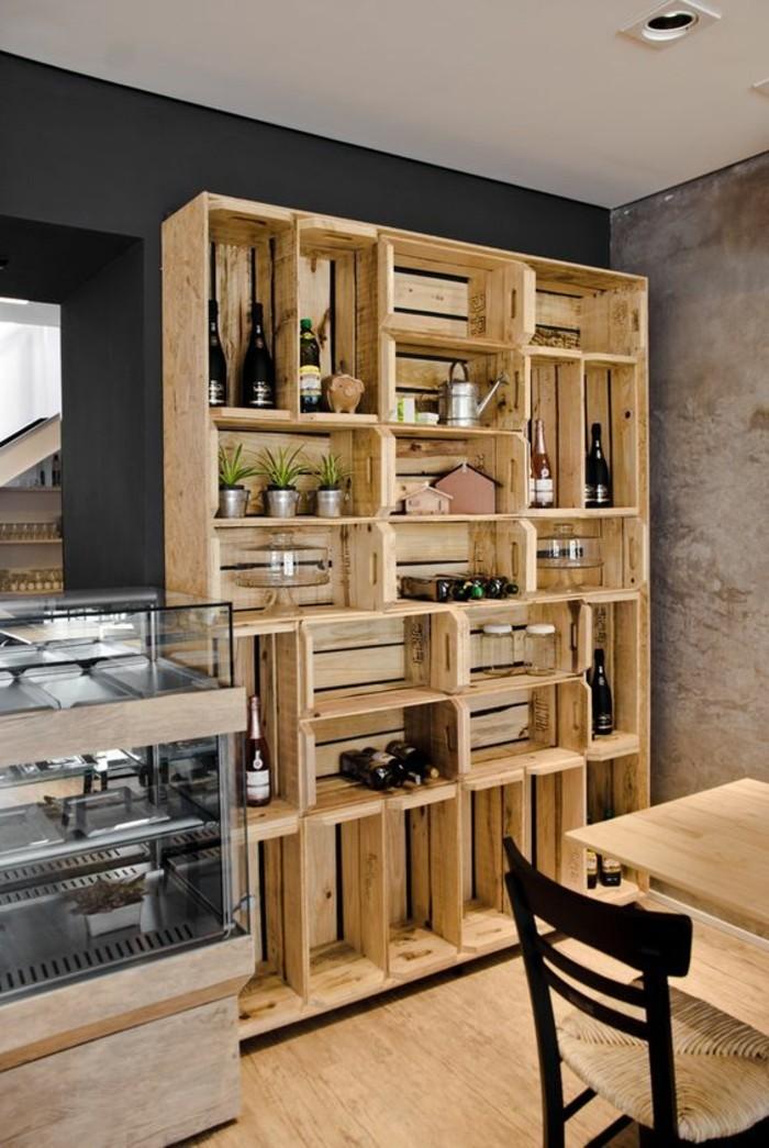 1001 ideas para hacer muebles con palets f ciles - Muebles palets reciclados ...