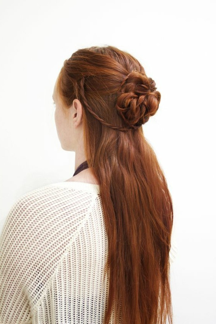 peinados-trenzas-bollo-pelo-largo