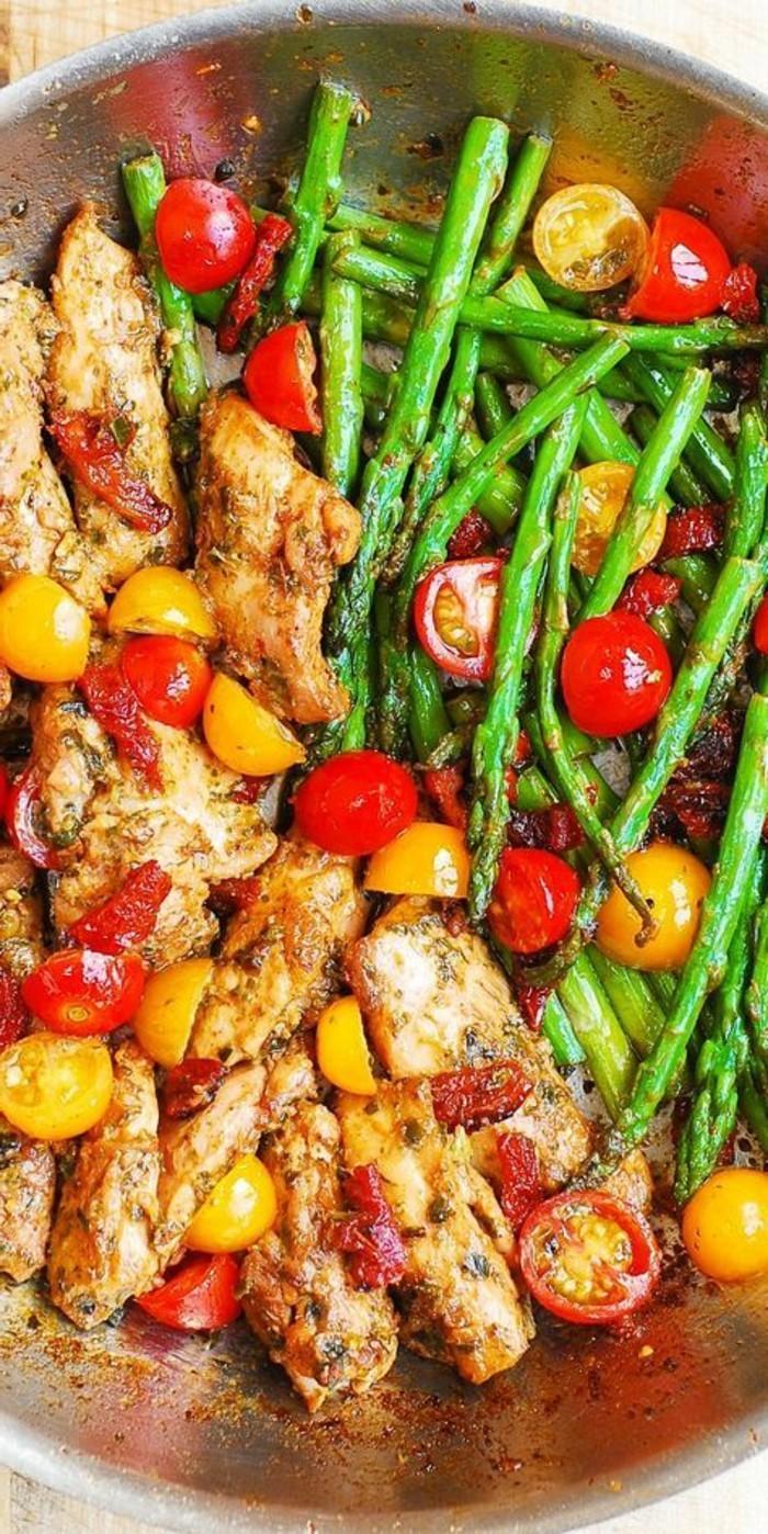 pollo-con-esparragos-y-tomates-recetas-saludables