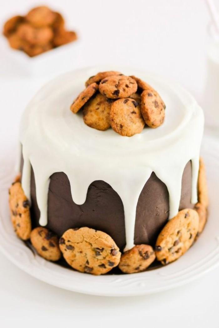 recetas-de-tartas-con-galletas-y-glaciar-de-vainilla