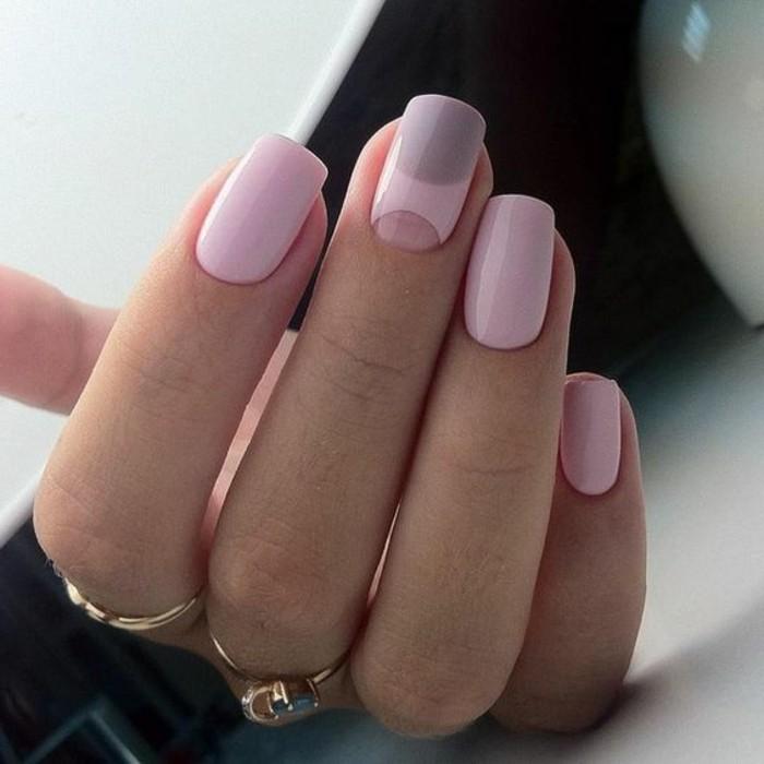 uñas-de-gel-paso-a-paso-rosa-gris