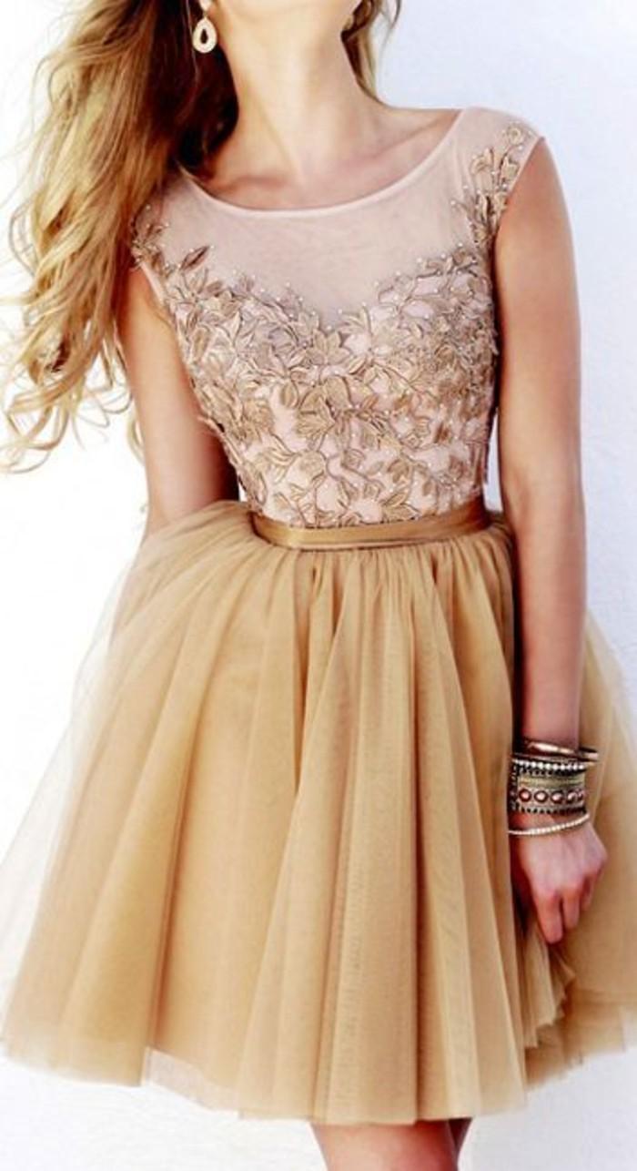vestidos-de-fiesta-cortos-color-champan
