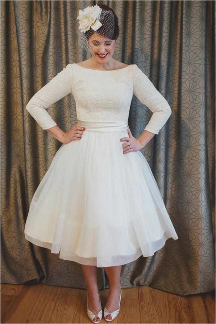 vestidos-de-novia-precio-con-cinta-de-saten-corto-tul