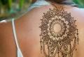 Ideas de tatuajes de henna temporales