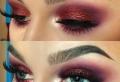 Aprende cómo maquillarte los ojos ahumados