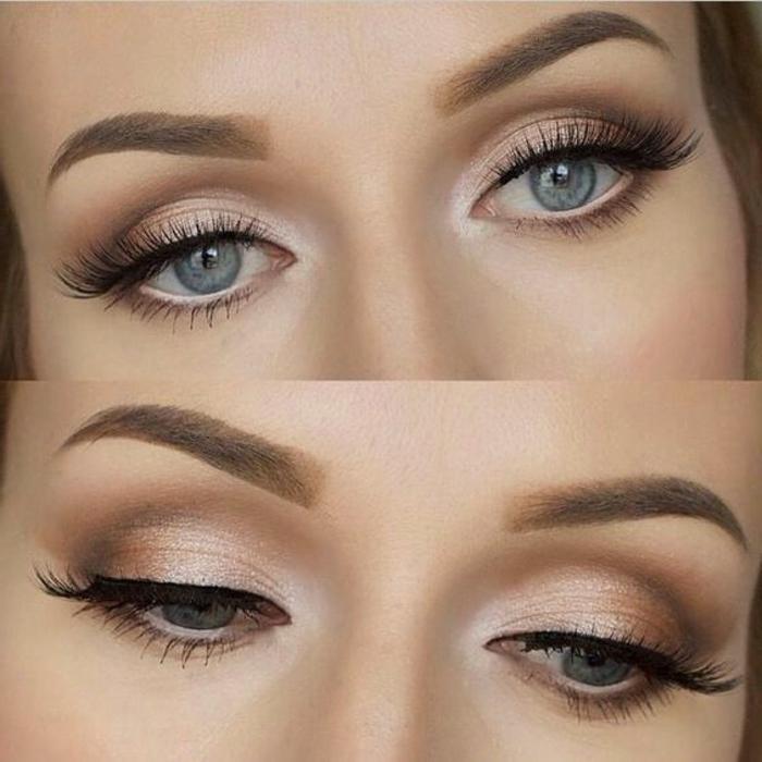 como-maquillarse-los-ojos-lapiz-de-ojos-negro-maquillaje-de-día-ojos-azules