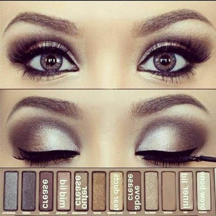 como-pintarse-los-ojos-con-maquillaje-tonos-claros-lápiz-de-ojos