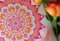 Dibujar mandalas puede ser una práctica relajante y meditativa