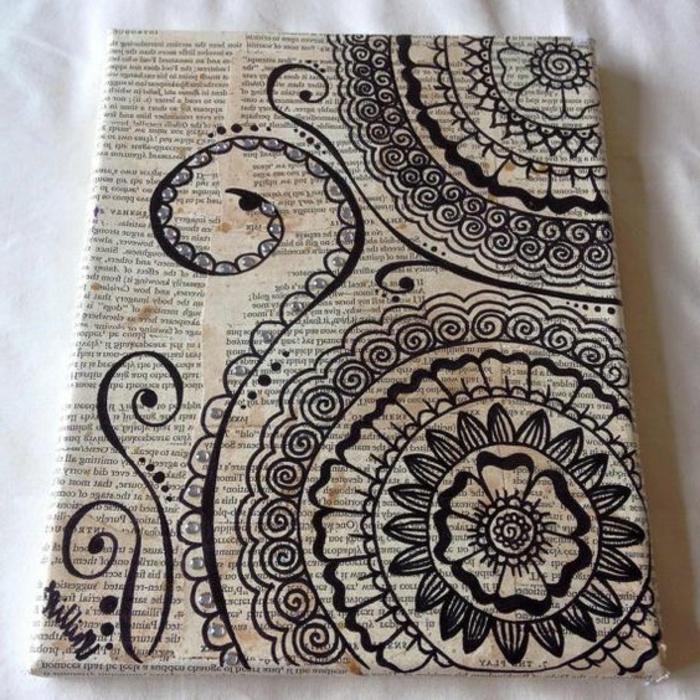 dibujos-de-mandalas-ideas-artísticas-con-marcador-negro-idea-interesante