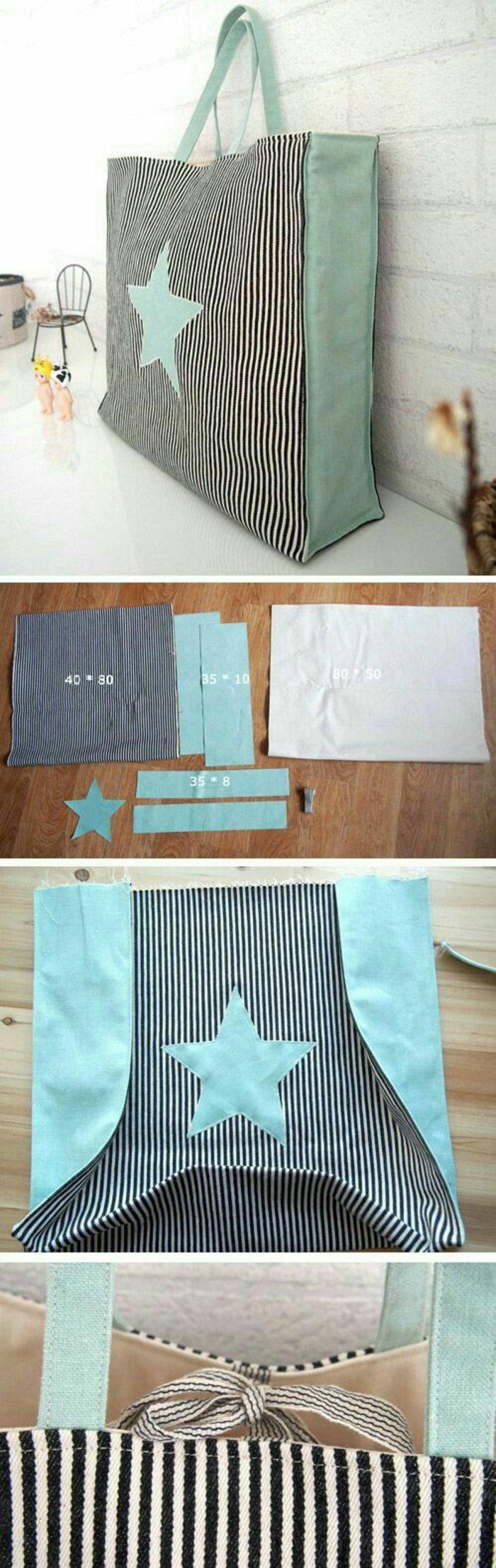 ideas-para-regalar-bolsa-cosida-a-mano-con-tutorial-de-coser-diseño-interesante