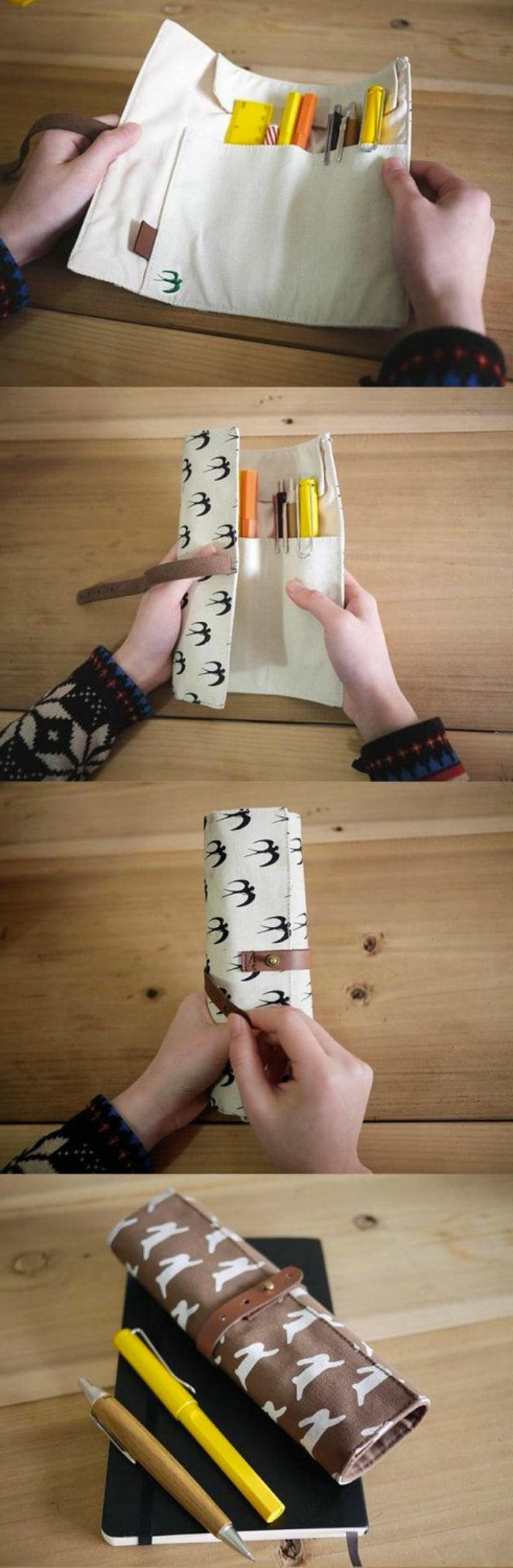 manualidades-originales-rollo-de-lapiz-cosido-a-mano-para-regalo