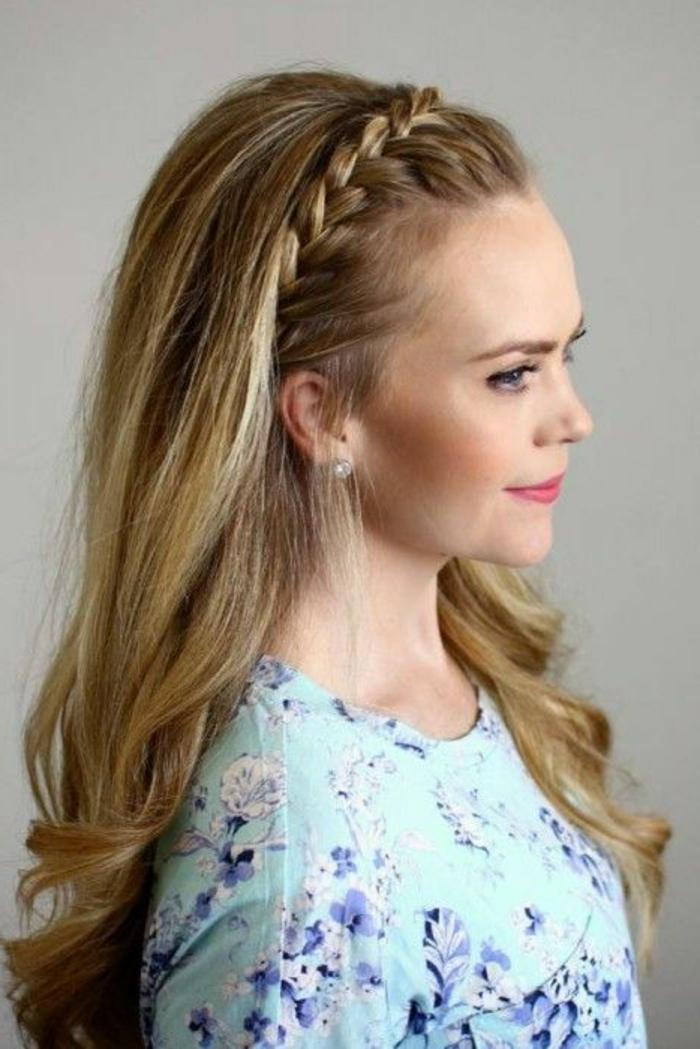 1001 ideas de peinados de fiesta atractivos y femeninos - Peinados y trenzas ...