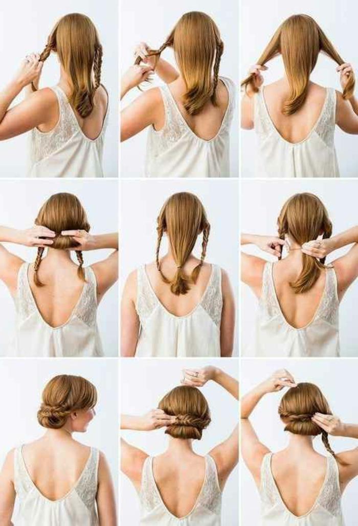 peinados-de-fiesta-tutorial-mujer-media-melena-pelo-recogido-trenzas-facil-de-hacer