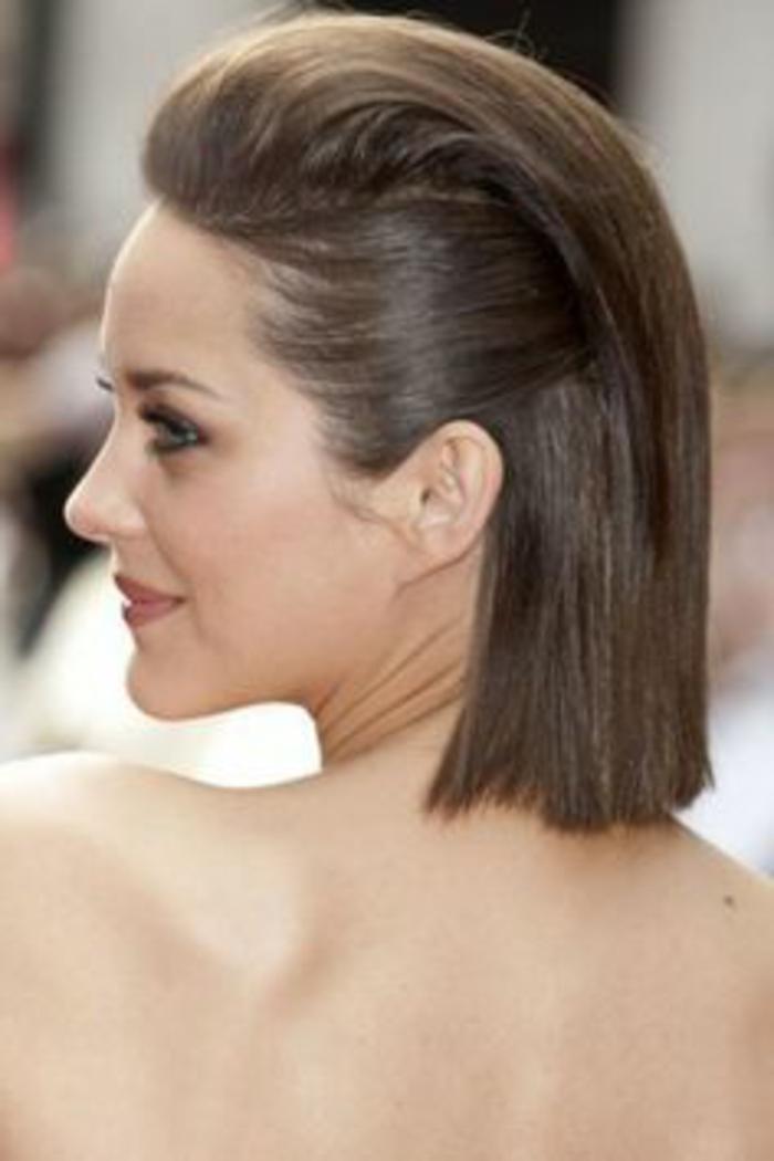 peinados-sencillos-pelo-corto-liso-recogido-por-los-dos-lados-muy-elegante