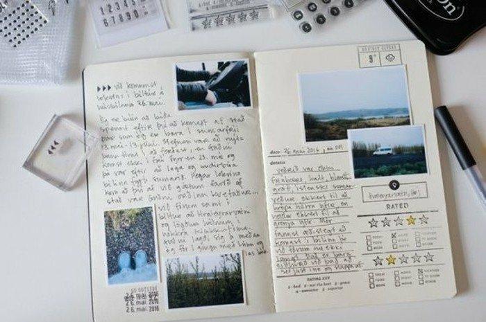 1001 Ideas De Usar El Cuaderno De Viaje Como Un Diario De