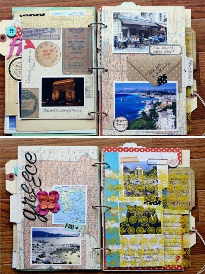 cuaderno-de-viajes-muchos-colores-fotos-de-los-lugares-pegatines-mapas-dibujos