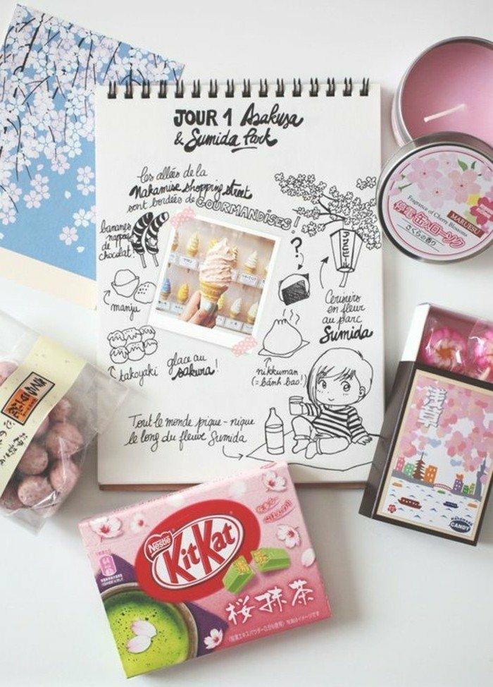cuadernos-de-viaje-dibujos-en-diario-memorias-de-los-viajes-cosas-comprados-de-los-viajes
