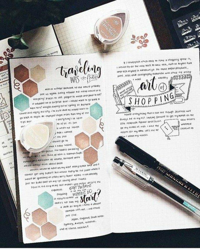 diario-de-viajes-notas-cuaderno-memorias-de-los-viajes-dibujos-creativo-interesante