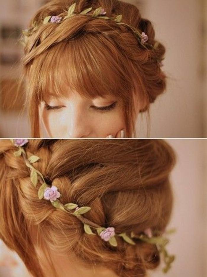 peinados-boda-pelo-recogido-peinado-romántico-trenza-interesante-accesorio-para-pelo