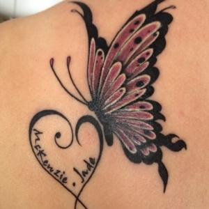 Los tatuajes de nombres más interesantes con fotos e ideas de diseño