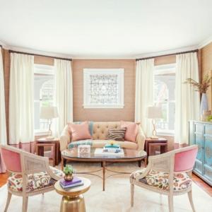 Decoración de interiores en colores pastel - consejos útiles