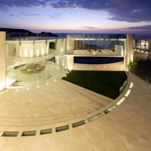 Las casas modernas - lujo y armonía con el entorno