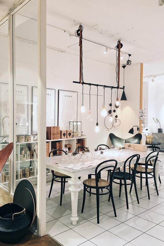 1001 ideas para decoracion de comedores en diferentes estilos - Decorar un salon comedor ...