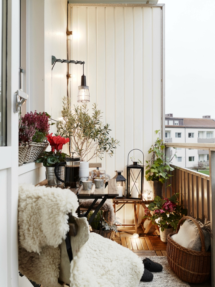 1001 ideas de decoracion de terrazas grandes o peque as - Suelos para jardines pequenos ...
