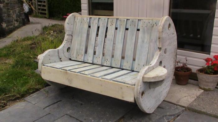 Sillon palets madera elegant sillones de palets de madera for Sillon con palets reciclados