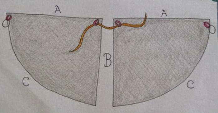 disfraces faciles de hacer, dibujo sobre como hacer disfraz alas de pajaro