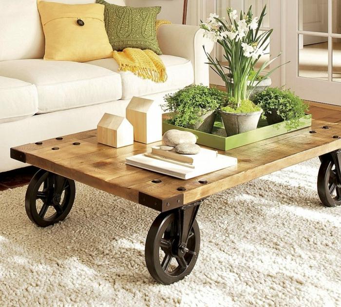 1001 ideas de muebles reciclados para interiores y exteriores for Muebles reciclados para un estilo industrial