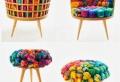 Ideas de muebles reciclados originales y funcionales