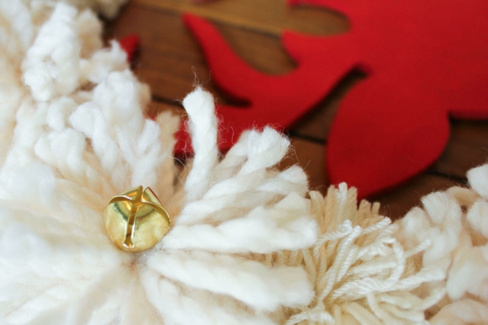 Adornos navideos hechos a mano hechas en casa navideas - Adornos de navidad hechos a mano ...