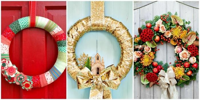 1001 ideas de adornos navide os para hacer en tu casa - Adornos navidenos hechos en casa ...