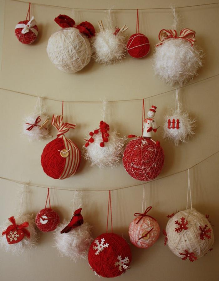 1001 ideas de adornos navide os para hacer en tu casa - Ideas adornos navidenos ...