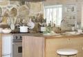 Cocinas rusticas cálidas y con encanto
