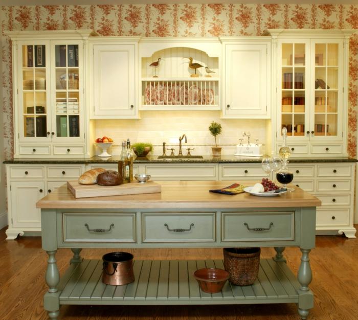 1001 ideas de cocinas rusticas c lidas y con encanto for Cocinas de obra
